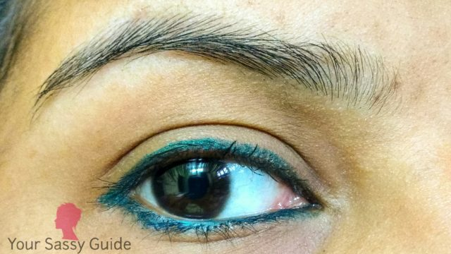 Maybelline Newyork Colossal Kohl Crushed Emerald