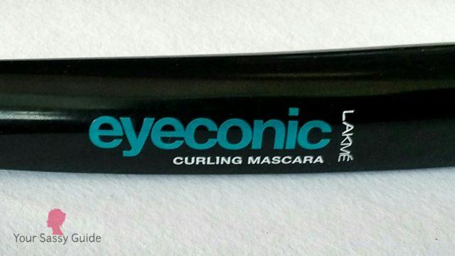 Lakme Eyeconic Mascara