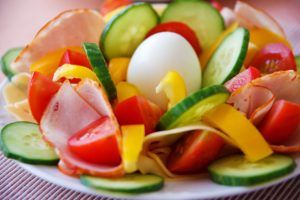 Salad Healthy Vegetables