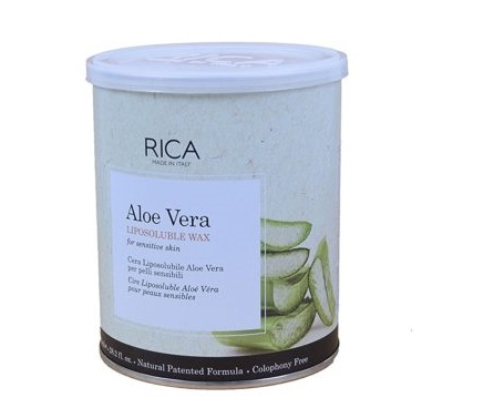 Rica Aloe Vera Waxing