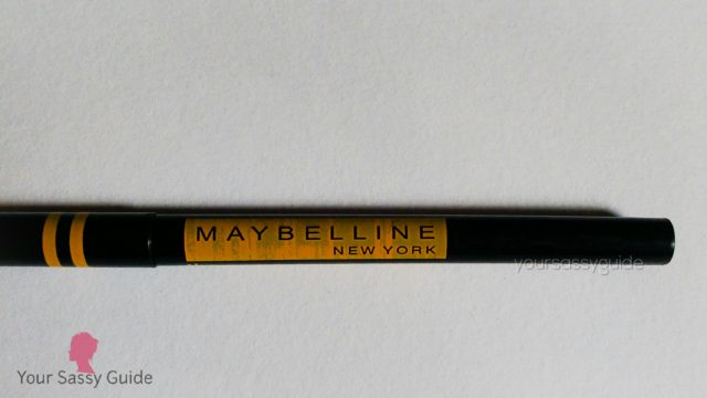 Maybelline Newyork the Colossal Super Black Kajal
