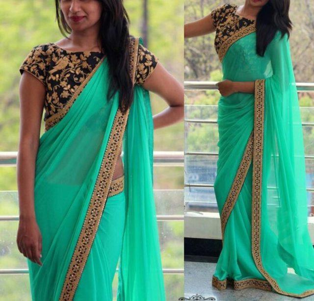 Short girl's Saree Guide