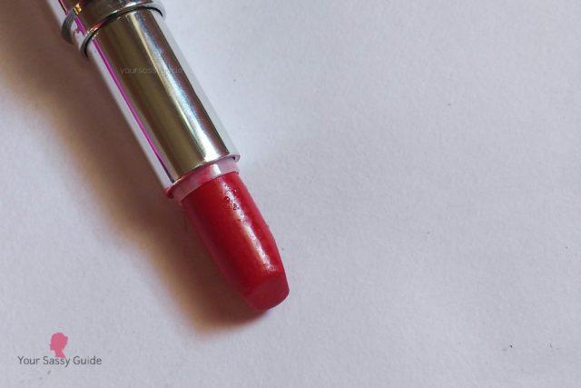 Colorbar Velvet Matte Lipstick 59 Peach Crush