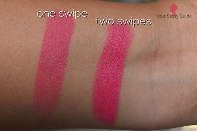 Lakme 9 to 5 Primer + Matte Lip Color Rosy Mind