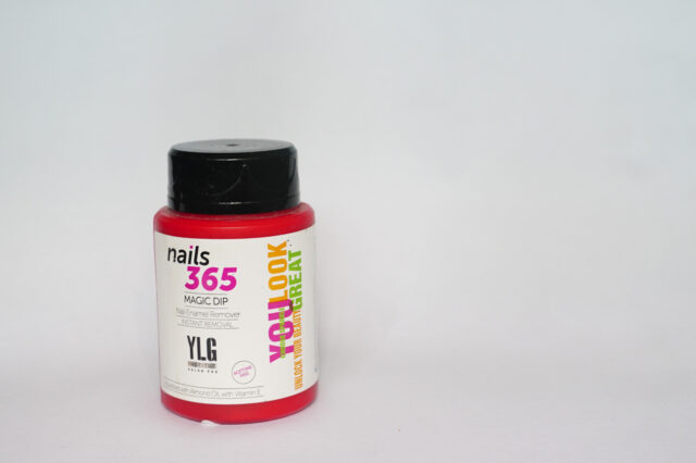 YLG Nails 365 Magic Dip Nail Enamel Remover